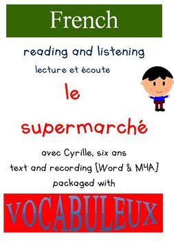 Cyrille et Vocabuleux  Set - Les Animaux