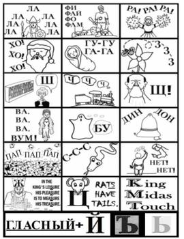 D~RUSSIAN~Cyrillic Alphabet