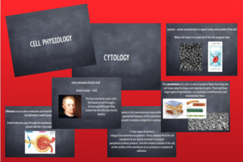 Cytology: Presentations