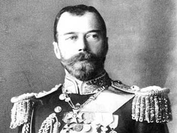 Czar Nicholas II Facebook Profile Page