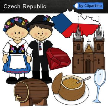 Czech Republic Clipart