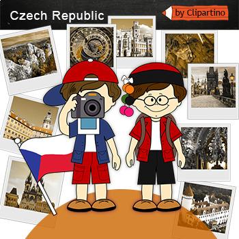 Czech Republic Clipart-Top 10 Tourist Places