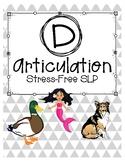 D Articulation