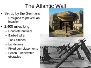 D-Day - 27.4 Companion Powerpoint - World War II