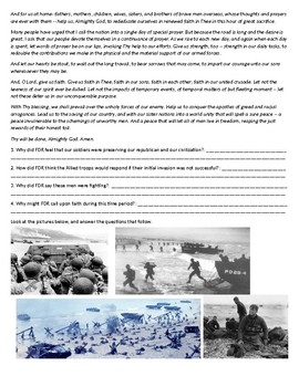D-Day Activity