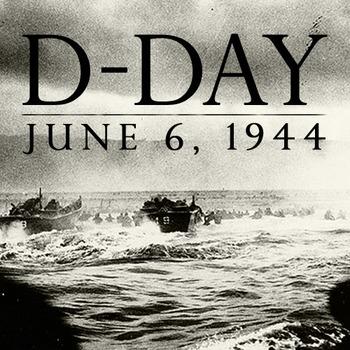 """D-Day Invasion"" Powerpoint"