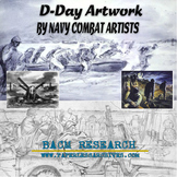 D-Day - Invasion of Normandy Artwork