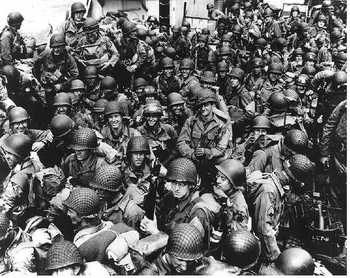 D-Day Invasion of Normandy - Operation Overlord Documents and Photos