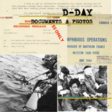 D-Day Invasion of Normandy - Operation Overlord Documents