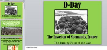 D-Day PowerPoint