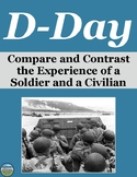 D-Day Primary Source Analysis Compare 2 Accounts