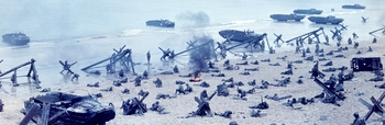 """""""Saving Private Ryan"""" """"Band of Brothers"""" D-Day Primary Source & Film Comparison"""