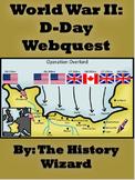 World War II: D-Day Webquest