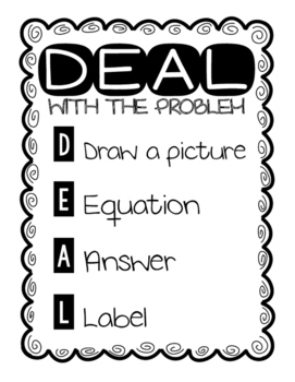 D.E.A.L. with the Problem