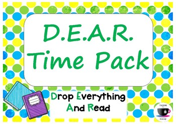 D.E.A.R. Time Reading Pack