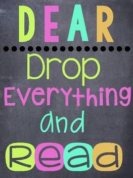 D.E.A.R poster