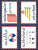 MATH WORD WALL: D'Nealian, CCSS Math, Splash Math, Focus Wall, Coral & Navy