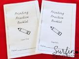 D'Nealian Handwriting Practice Booklet