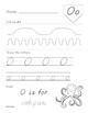 D'Nealian Handwriting Tracing Sheets