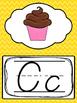 D'Nealian Rainbow Alphabet Posters. Preschool-2nd Grade