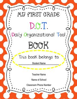 D.O.T. Book Organization