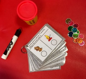 D & P Minimal Pairs Cards! (Discriminate and Practice) Phonological Processing