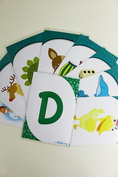 'D' Phonics Resource Package