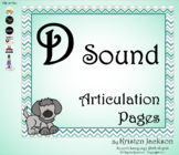 D Sound Articulation Pages