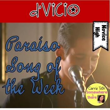 D'Vicio Paraiso Song of the Week