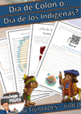 Día de la Raza | Indigenous Peoples Day or Columbus Day | Spanish