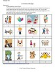 D'accord 1 Unité 3 (3A): Family vocabulary partner matching game