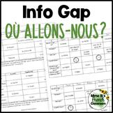 D'accord 1 Unité 4 (4A): Où allons-nous?  Info Gap