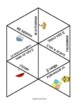 D'accord 1 Unité 5 (5B): Weather and seasons vocabulary puzzle