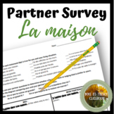 D'accord 1 Unité 8 (8A): La maison partner survey