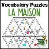 D'accord 1 Unité 8  Vocabulary puzzles: La maison et les tâches ménagères