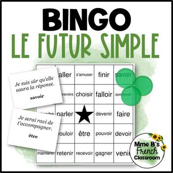 D'accord 2 Unité 4 (4B): Bingo: le futur simple