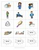 D'accord 2 Unité 2 (2A): Jeu de mémoire: La routine quotidienne