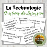 Questions de Discussion: La technologie