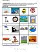 D'accord 2 Unité 6 (6A):  Sauvons la planète!  Partner matching game