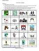 D'accord 3 Leçon 8: Les passe-temps partner matching activity