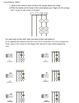 VIOLA - D and A Strings Fingering worksheet
