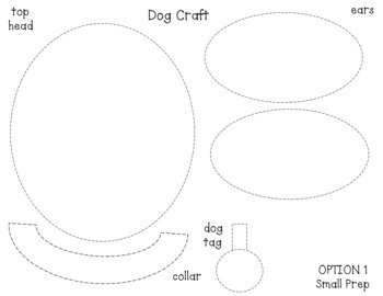 D is for Dog Craft