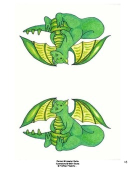 D is for Dragon