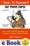 D1102 - Our Planet Earth  COMPLETE eBOOK UNIT