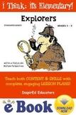 D1302 Explorers COMPLETE eBOOK UNIT!