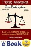 D2102 Civic Participation COMPLETE eBOOK UNIT!