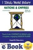 D4112  Nations & Empires COMPLETE EBOOK UNIT!