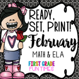 Valentine's Day | Ready Set Print for February