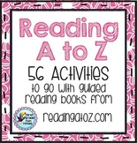 Reading A to Z Guided Reading