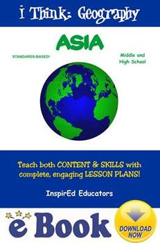 D5104 Asia (Geography and World Cultures) COMPLETE EBOOK UNIT